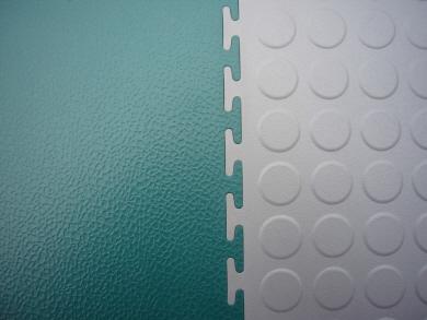 Fabulous Der belastbare PVC-Werkstattboden Industrie ECO 7/500 UU62